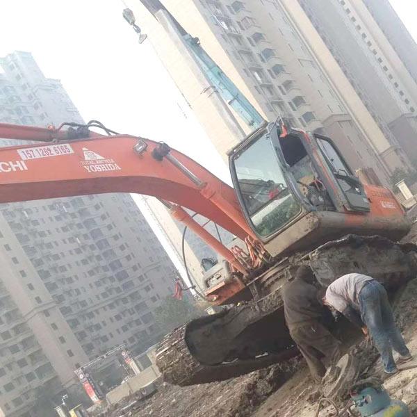 吴中挖掘机维修厂家