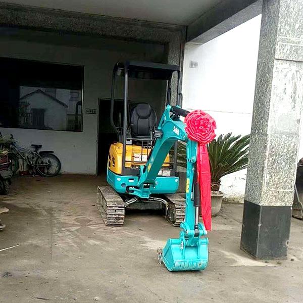 吴中新型挖掘机