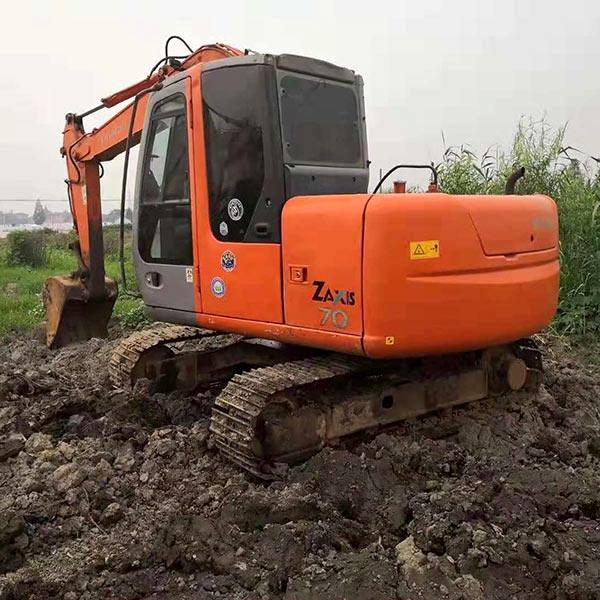 常熟挖掘机生产厂家