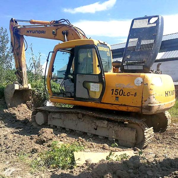 供应二手挖掘机厂家