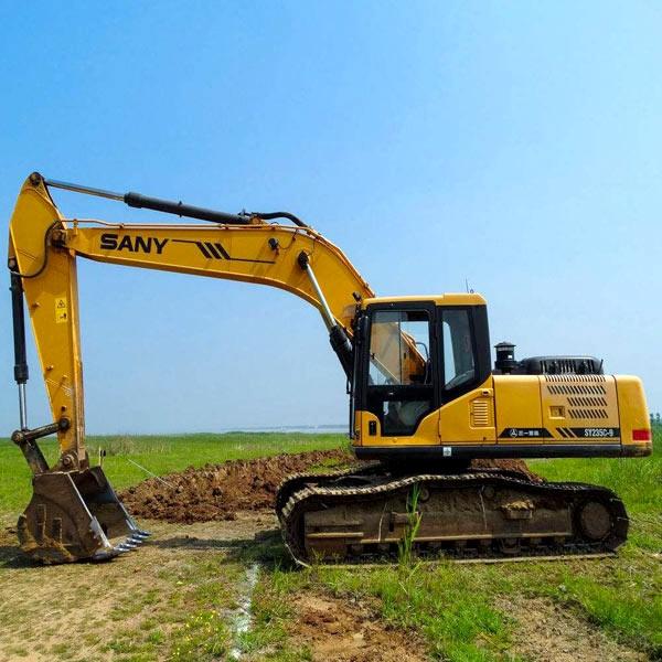 出售二手挖掘机
