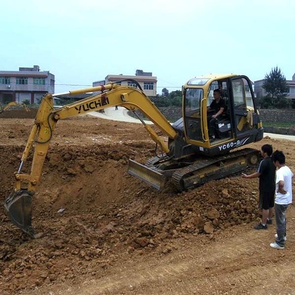 挖掘机销售
